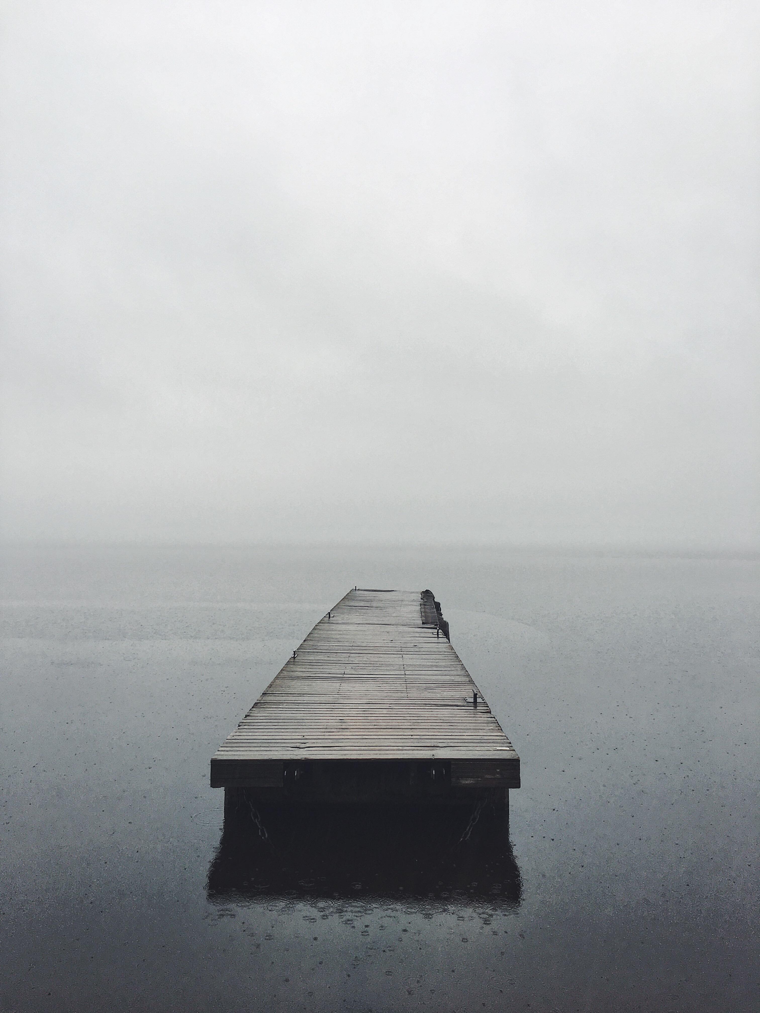 pomost Jezioro Podlasie