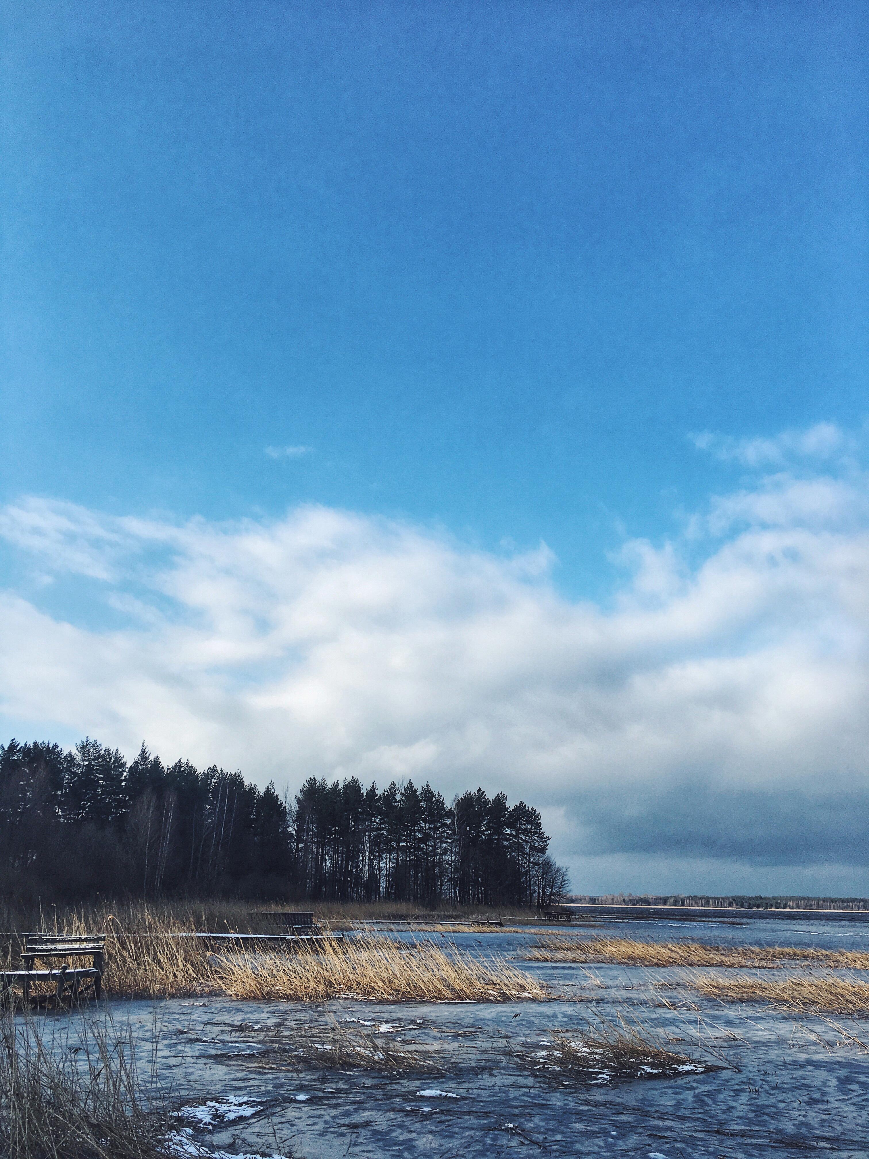 Pomosty Jezioro Siemianówka