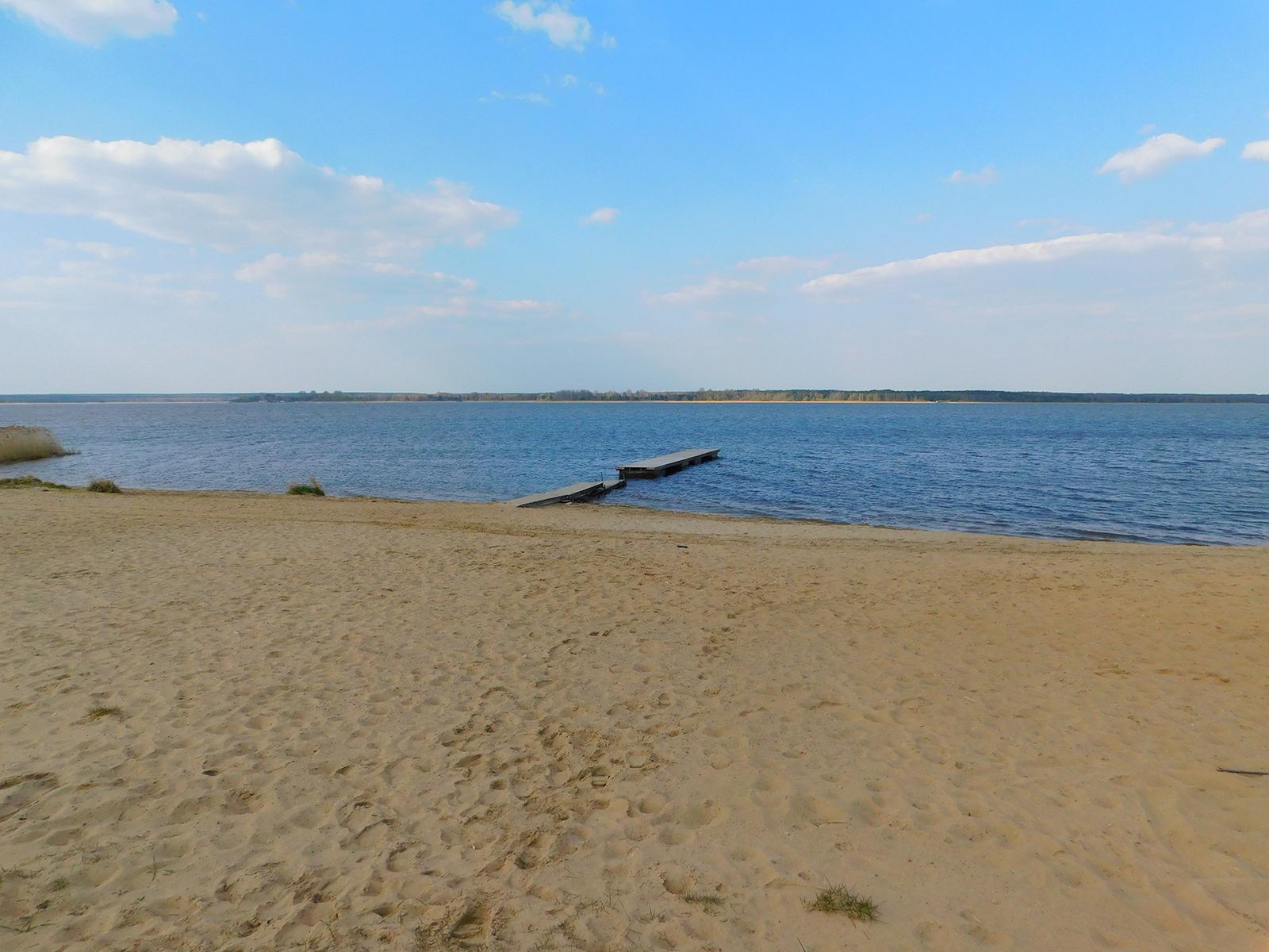 siemianówka plaża stary dwór