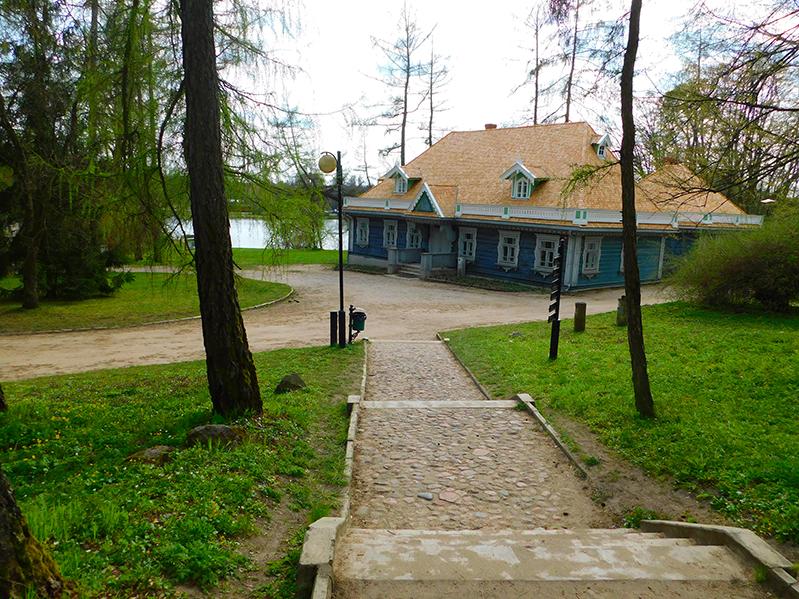 Białowieża park