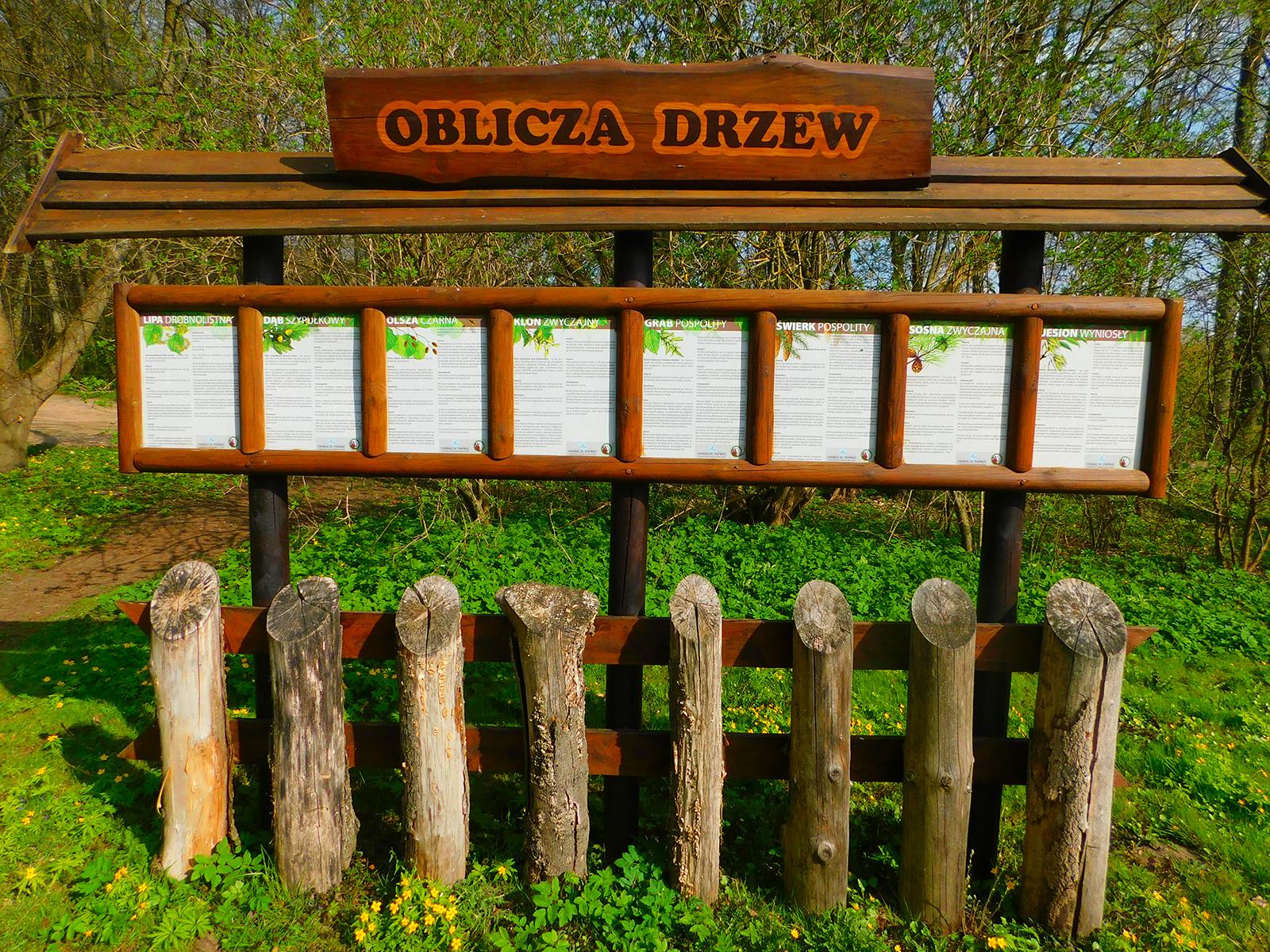 park pałacowy białowieża