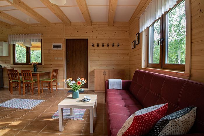 dom leśna 21