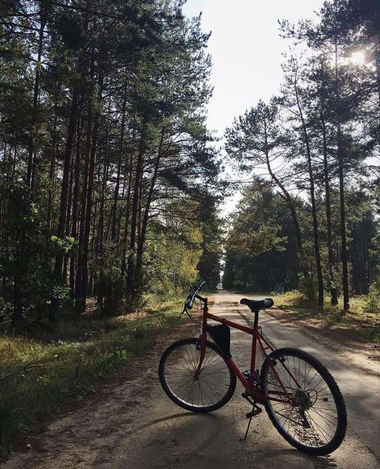rowerem nad zalew siemianówka