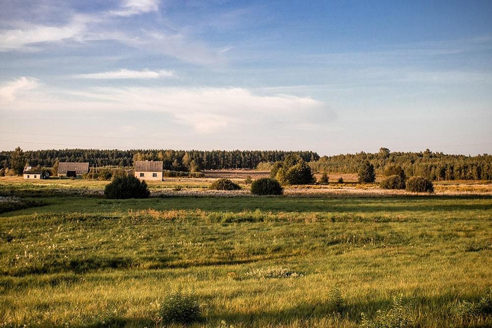 krajobraz wakacje agroturystyka
