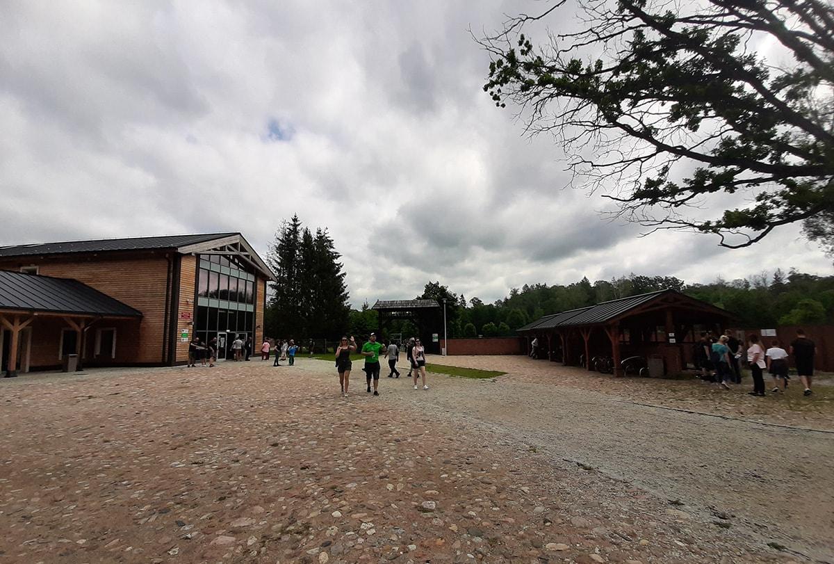 Park pokazowy zwierząt Białowieża